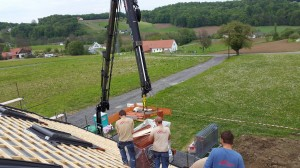 k-Hebearbeiten im Dachbau 2